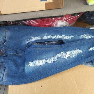 Denim - Push up colombian jeans